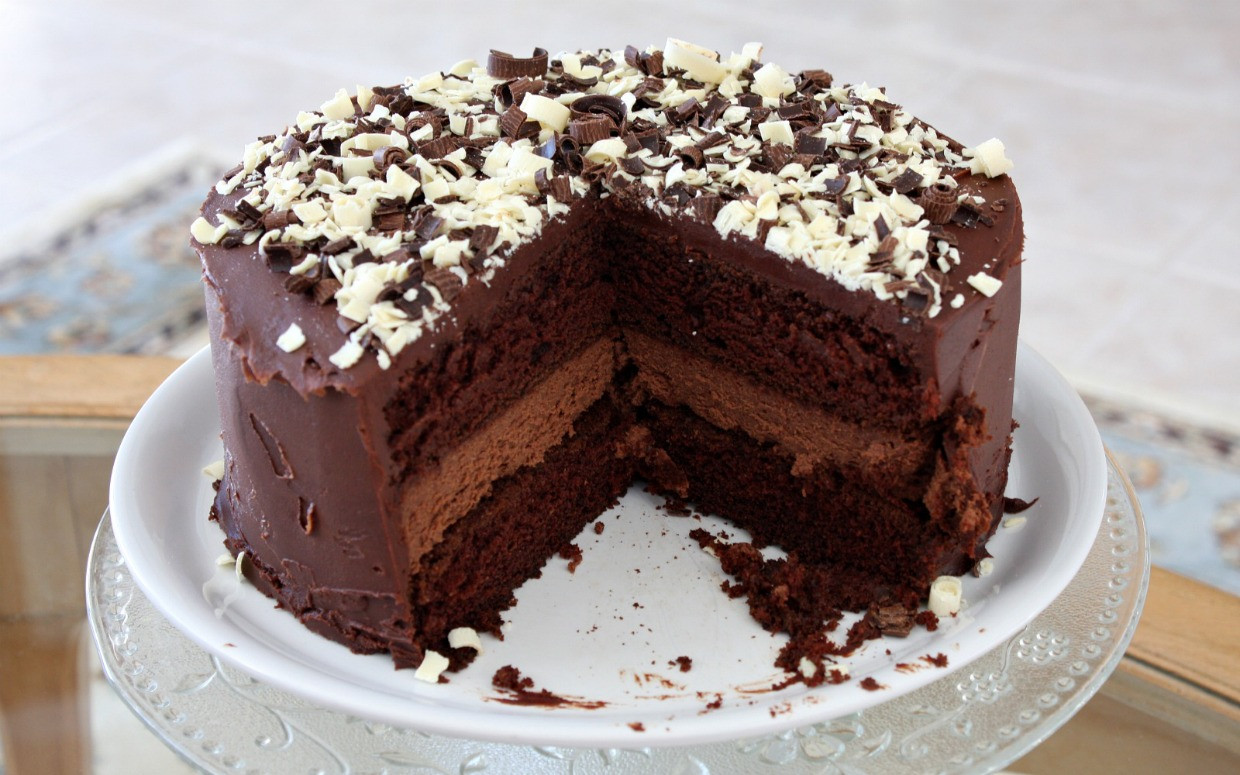 Mothers Day Cake Recipes  10 Mother s Day Dessert Recipes for Chocolate Lovers