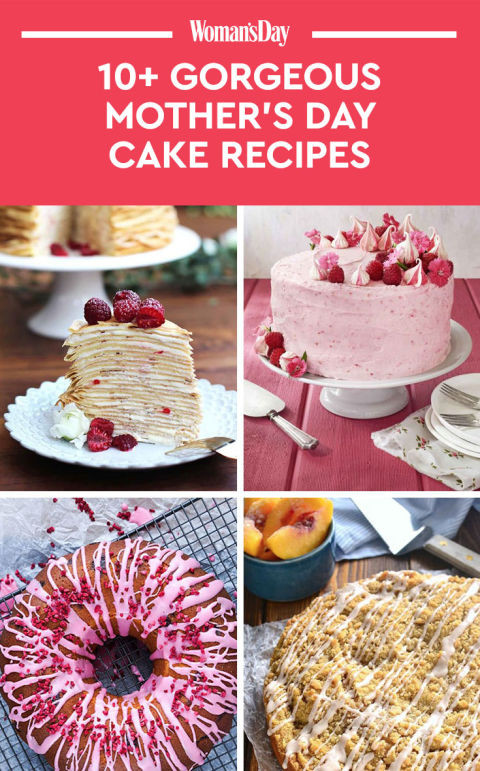 Mothers Day Cake Recipes  11 Best Mother s Day Cake Recipes Easy Homemade Cake