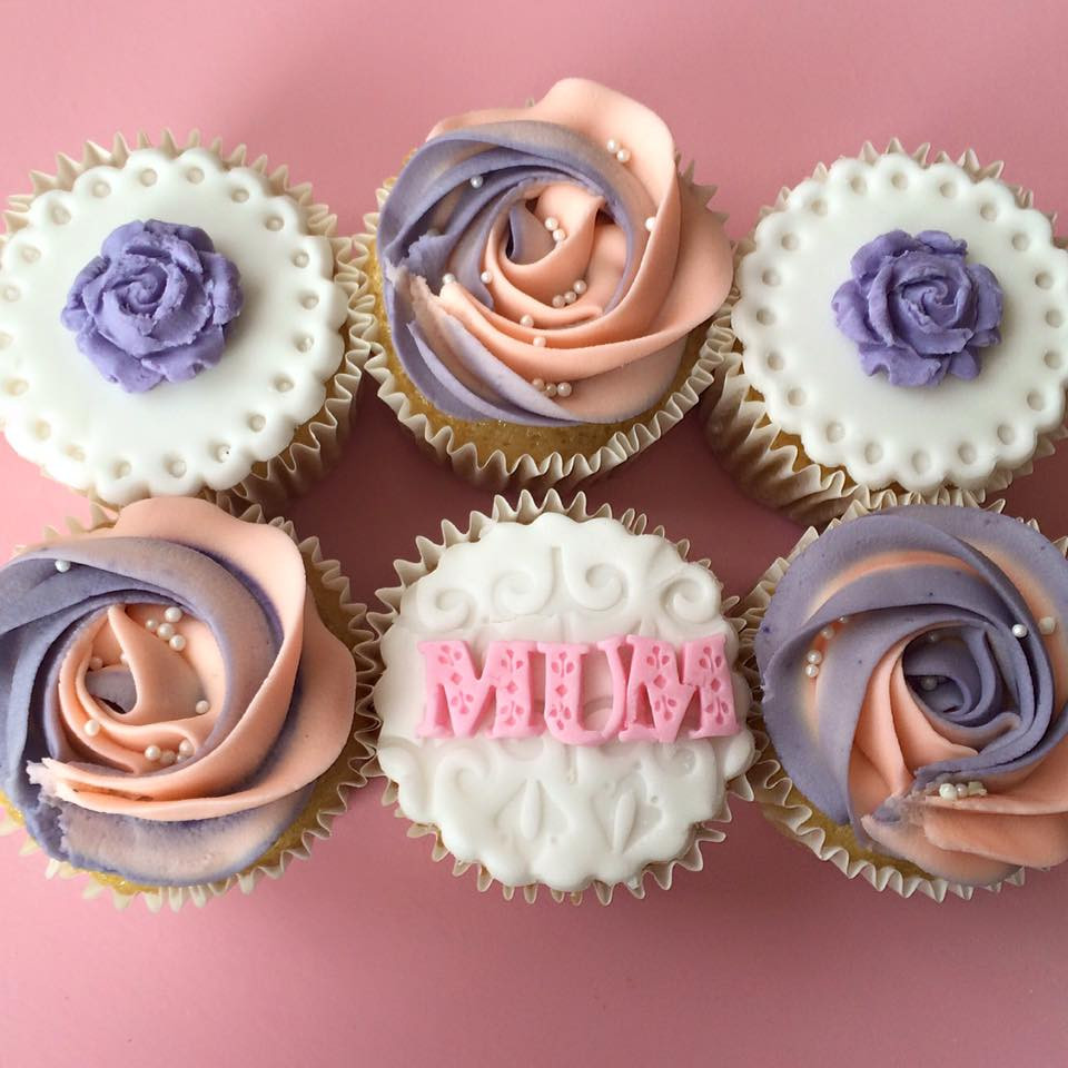 Mothers Day Cupcakes  Mother s Day Cupcakes Vegan and Delicious