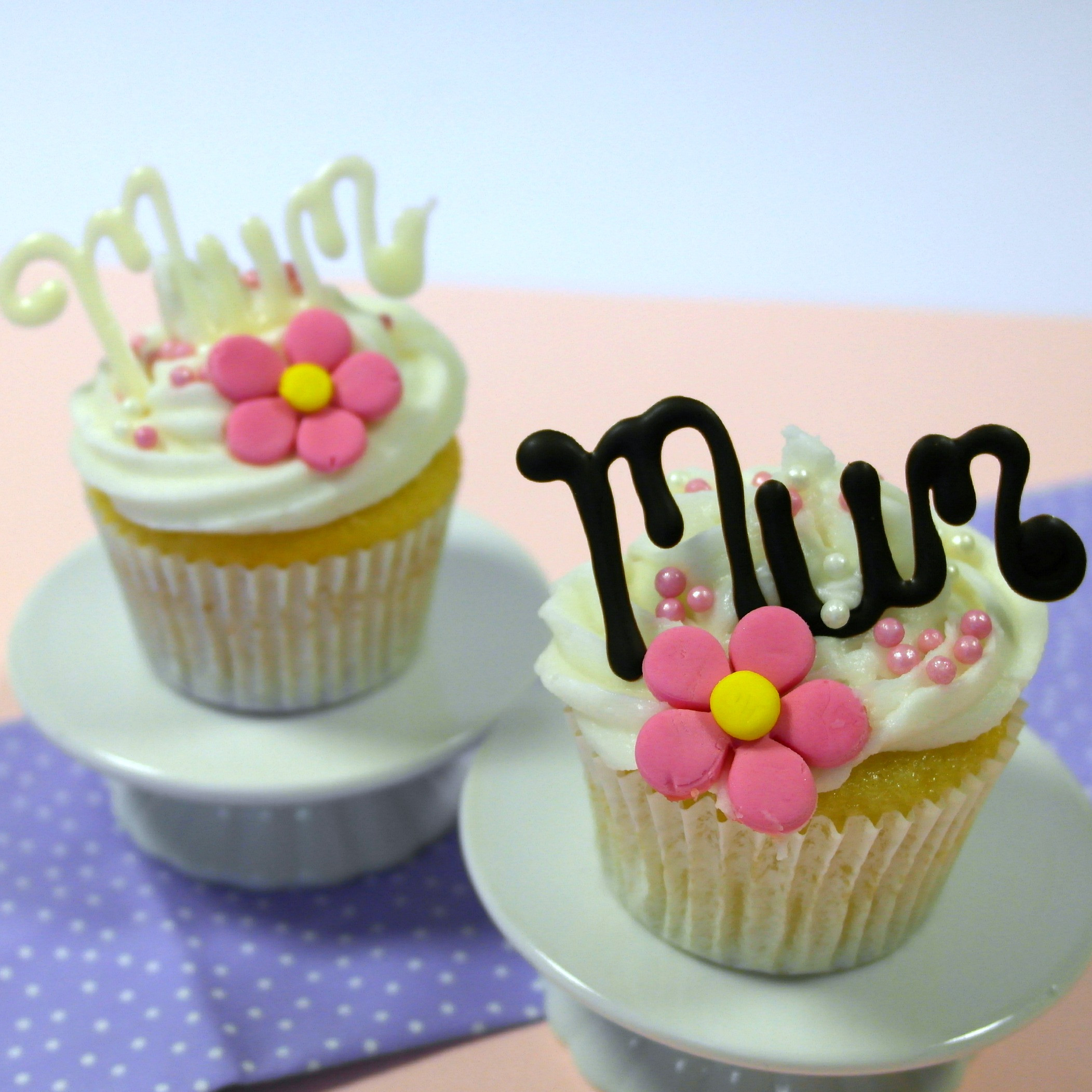 Mothers Day Cupcakes  Mother s Day Cupcakes My Cake Decor