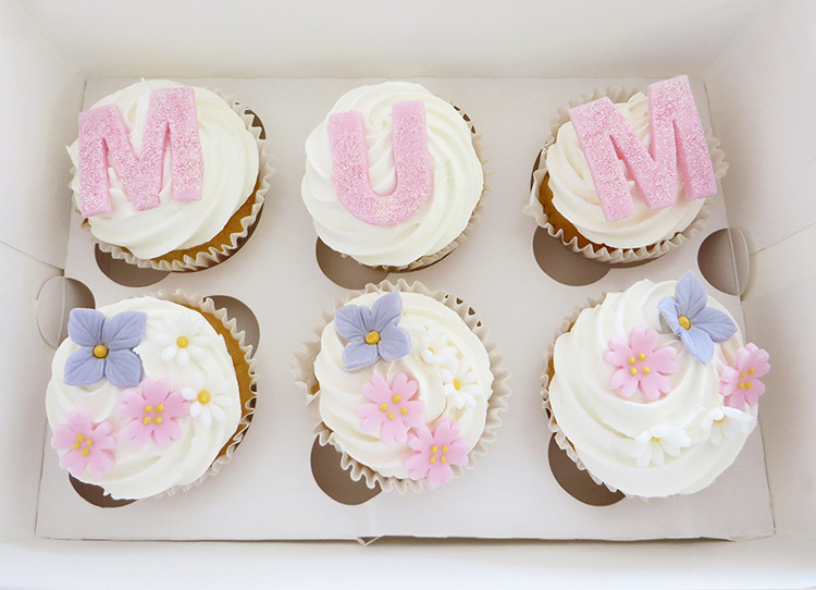 Mothers Day Cupcakes  Cupcakes Archives The Cakery Leamington Spa