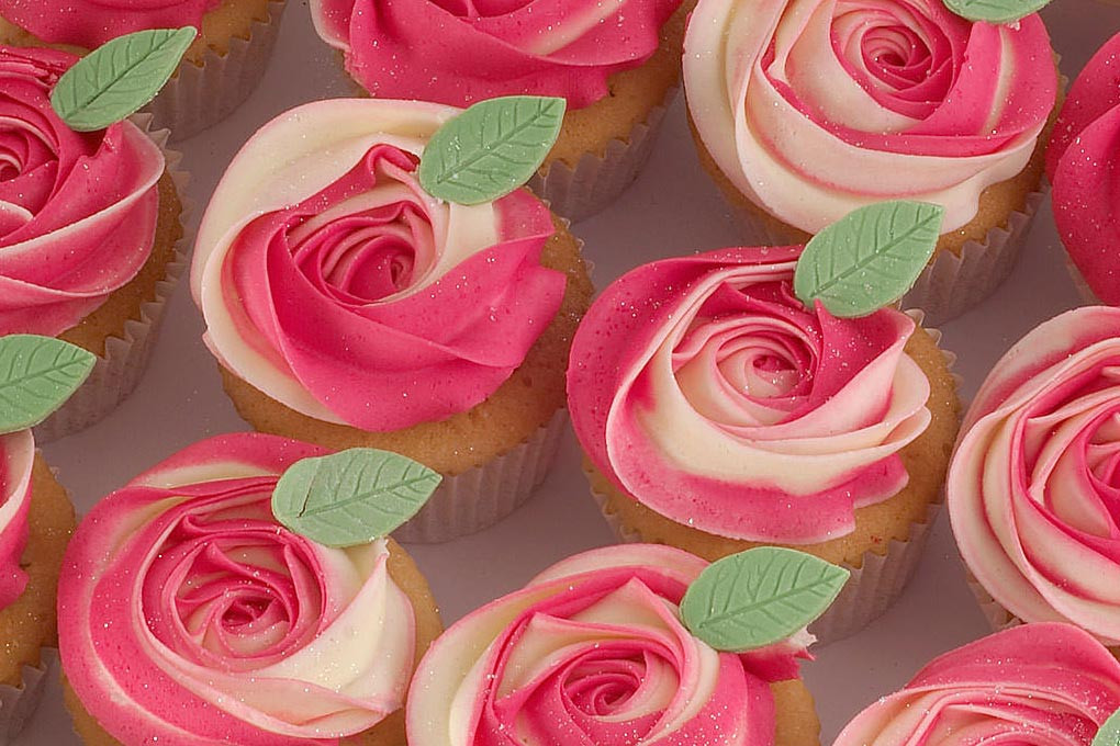 Mothers Day Cupcakes  Mother's Day Cupcakes Peony Cupcakes