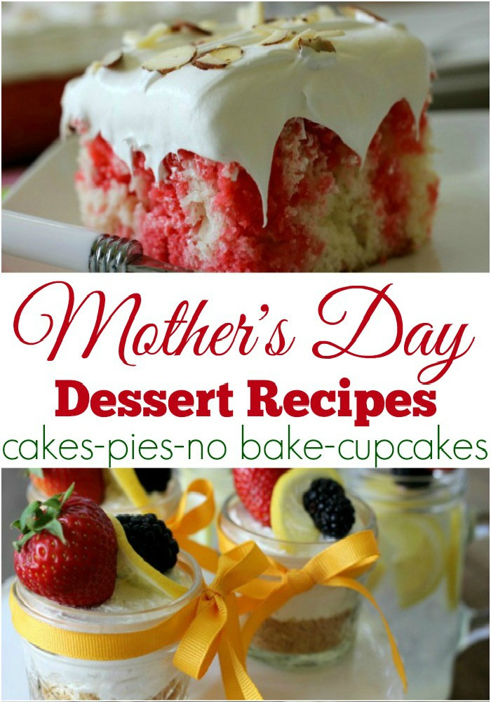 Mothers Day Desserts  Mother s Day Desserts Hoosier Homemade