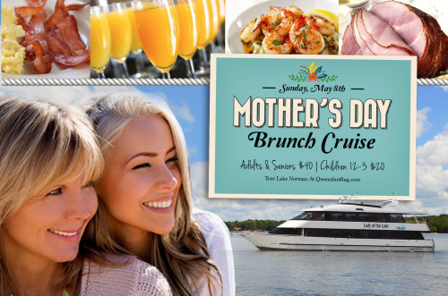 Mothers Day Dinner Cruise  Where to Eat Mothers Day Brunch in LKN