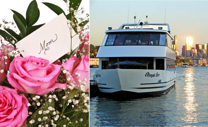Mothers Day Dinner Cruise  Seattle 2017 Mother s Day Dinner Cruise w Waterways