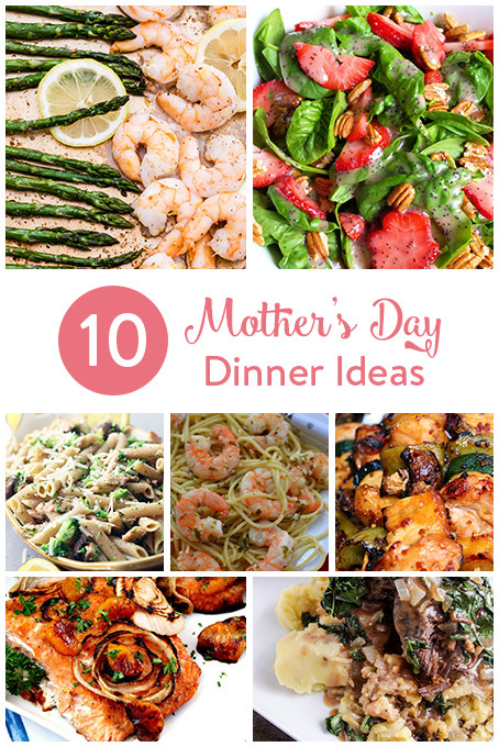 Mothers Day Dinner Ideas  10 Mother s Day Dinner Ideas • The Inspired Home