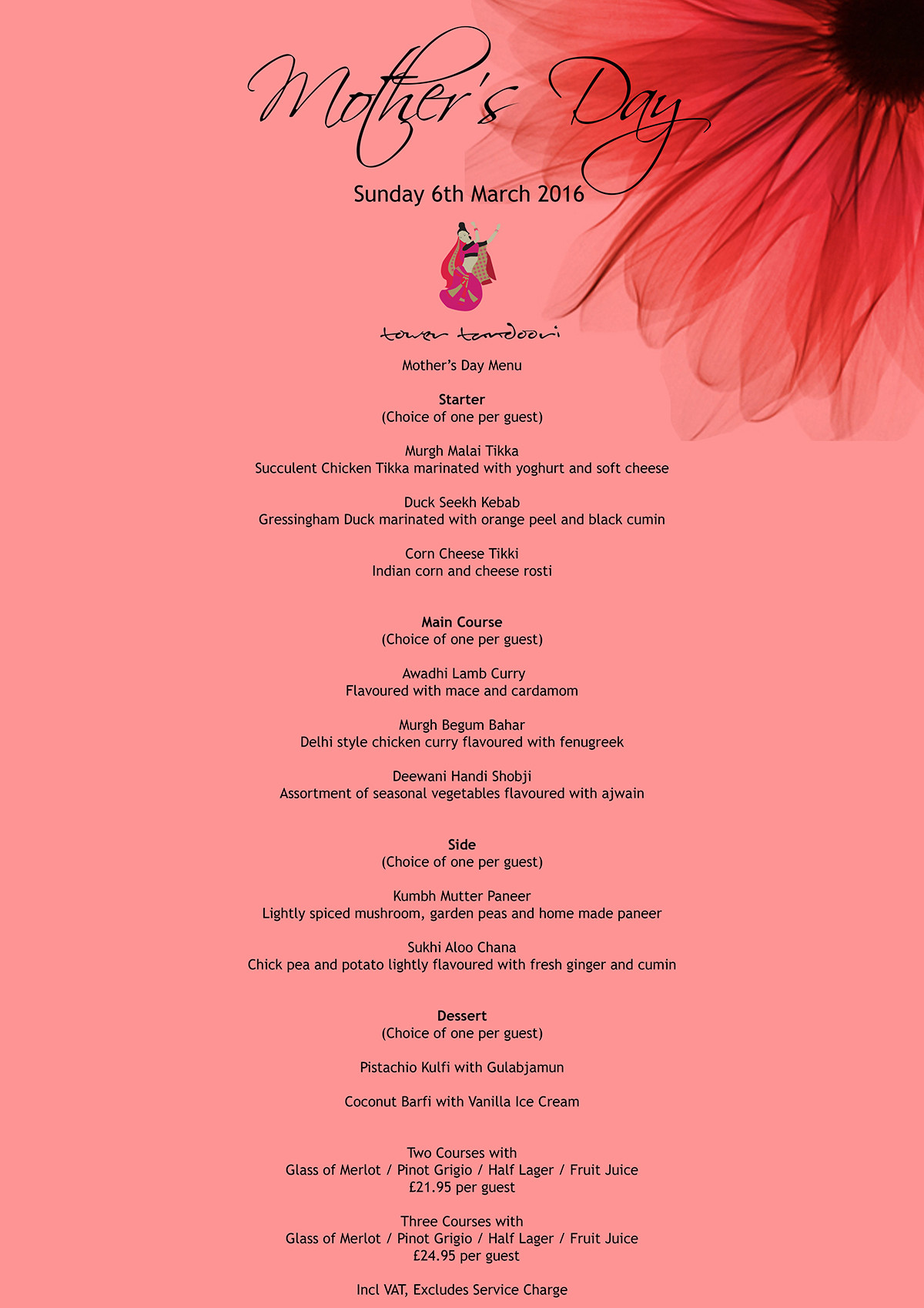 Mothers Day Dinner Menus  Fast Advice For Marked Gifts Corporate Gifts – An Update