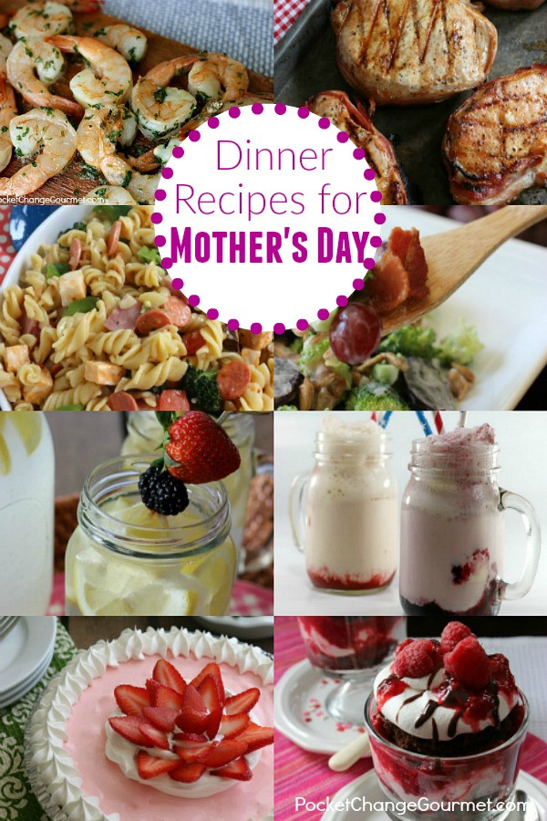 Mothers Day Dinner Recipe  Dinner Recipes for Mother s Day Recipe