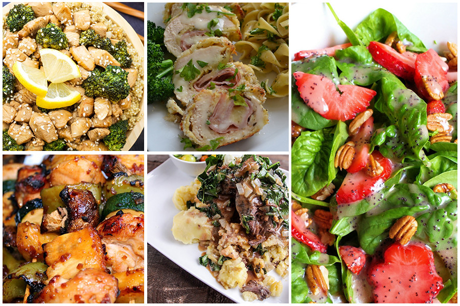 Mothers Day Dinner Recipe  10 Mother s Day Dinner Ideas • The Inspired Home