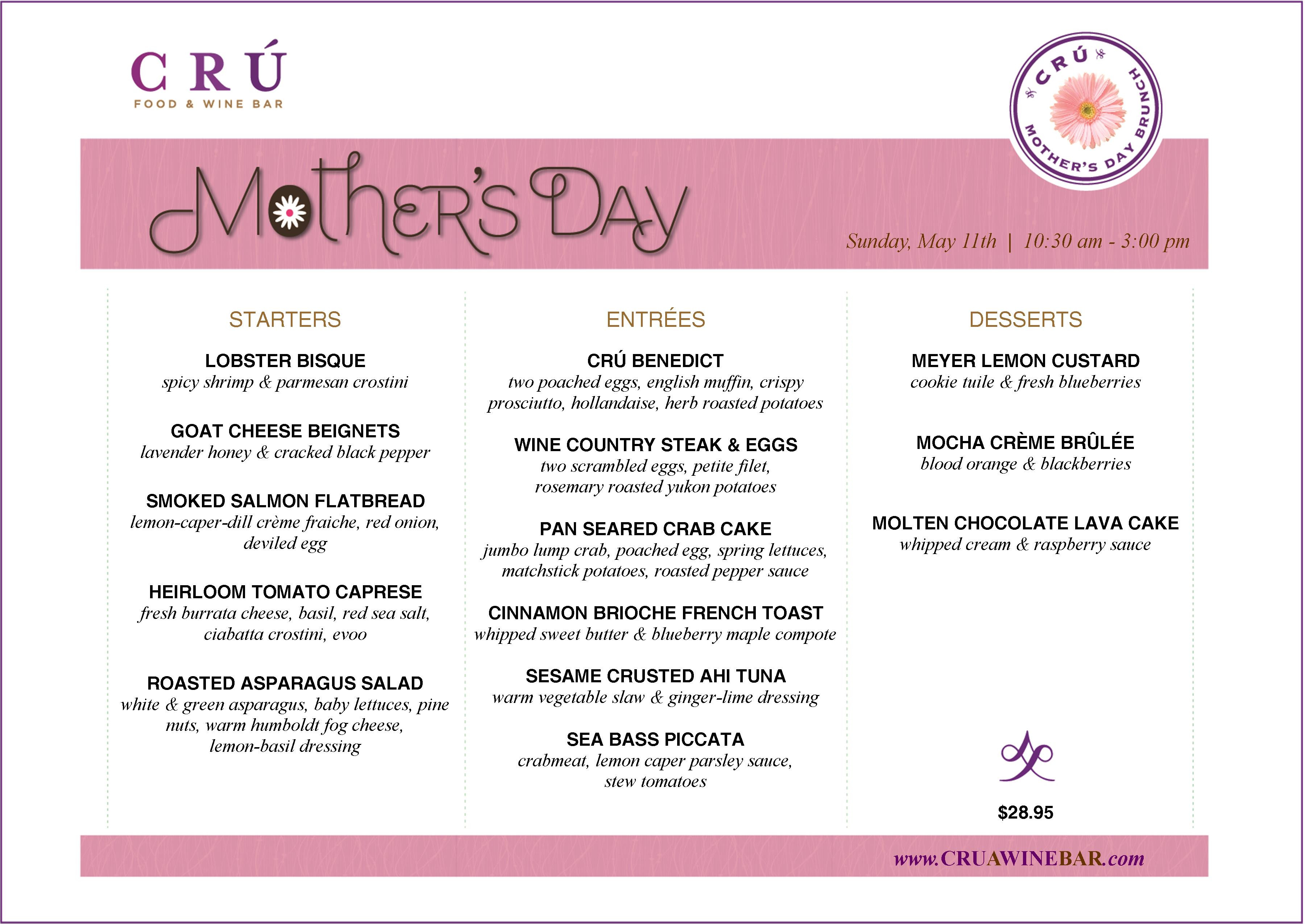 Mothers Day Dinner Restaurant  Where to Dine on Mother s Day in Dallas 2014 D Magazine