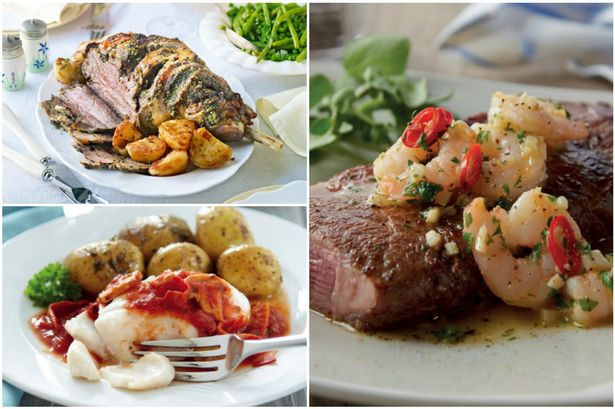 Mothers Day Dinner  Mother s Day dinner recipe ideas to spoil your mum on