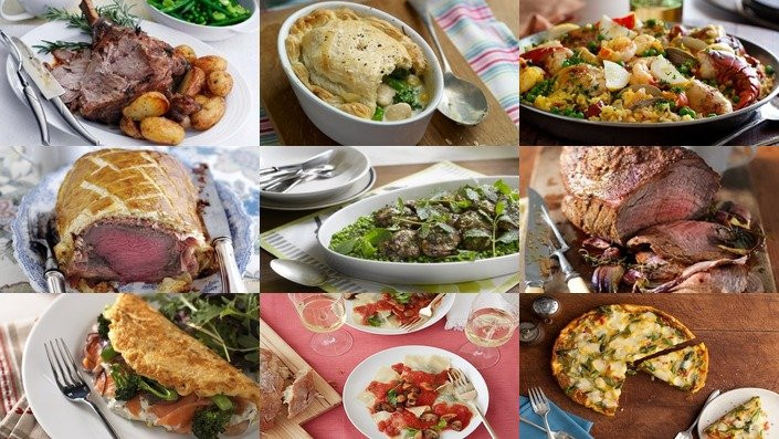 Mothers Day Dinner  41 Mother s Day Dinners Recipes
