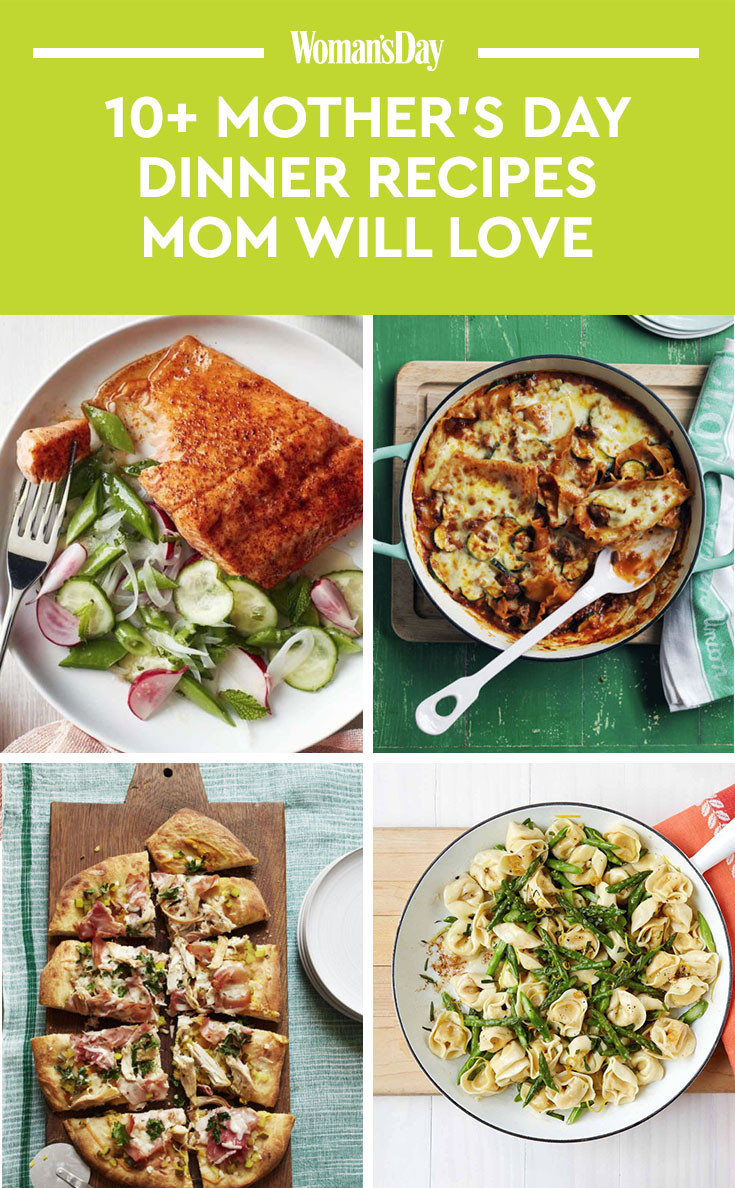 Mothers Day Dinners  11 Easy Mother s Day Dinner Recipes Best Dinner Ideas