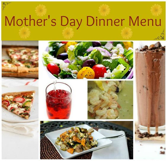 Mothers Day Dinners  Still need ideas for what to make mom for dinner on