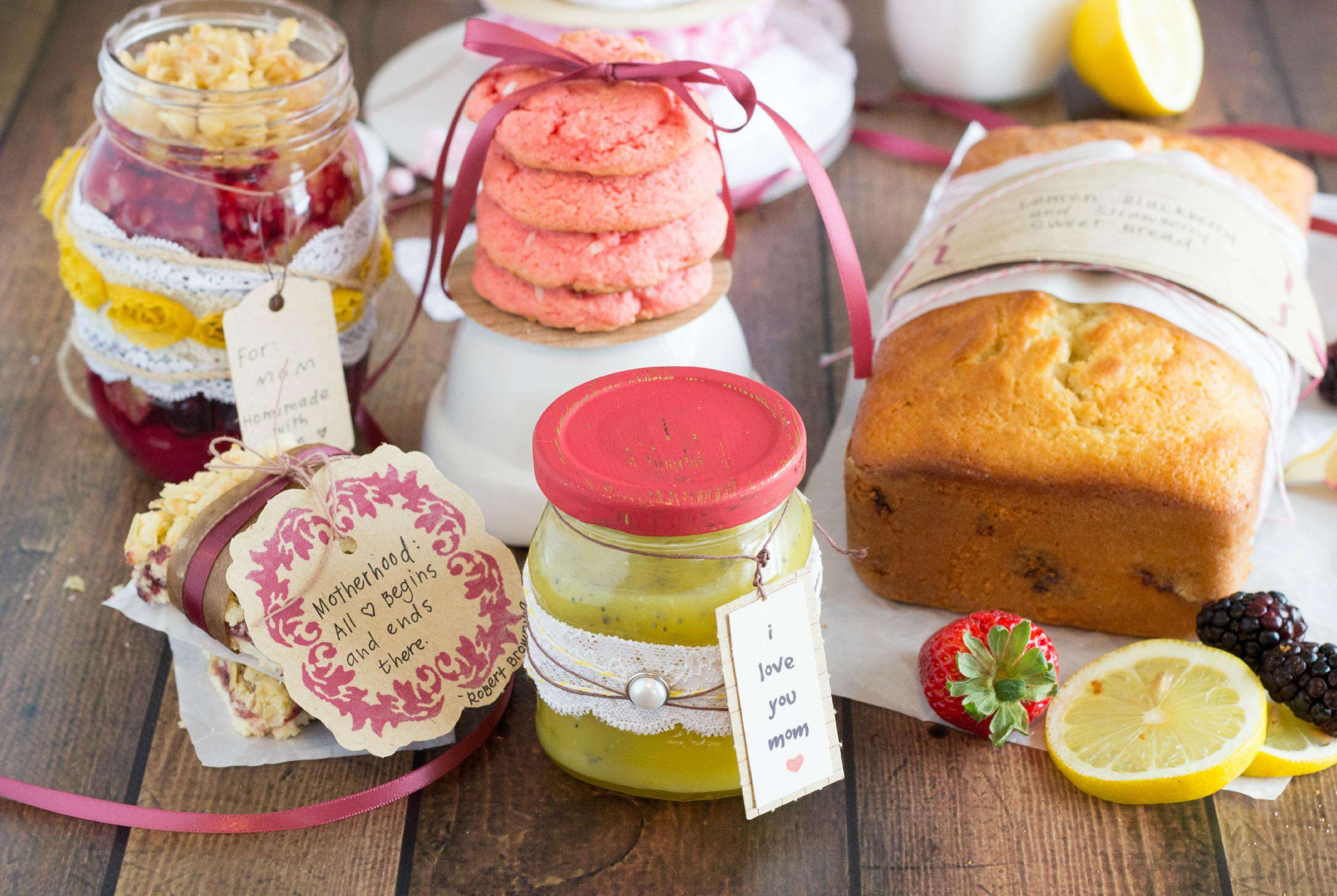 Mothers Day Food Gifts  Delectable edible ts for Mom