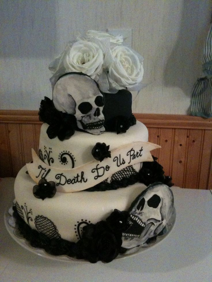 Motorcycle Wedding Cakes  17 Best images about Biker Wedding on Pinterest