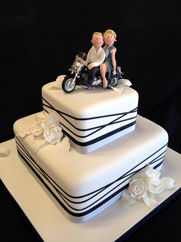 Motorcycle Wedding Cakes  Motorcycle Wedding Cakes
