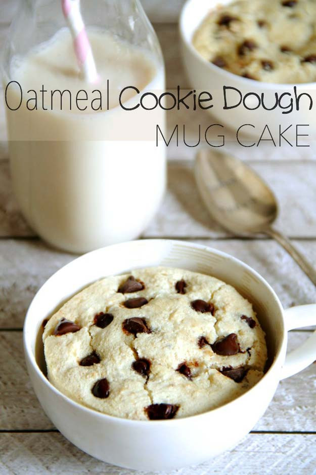 Mug Cake Healthy  37 Easy Mug Cake Recipes