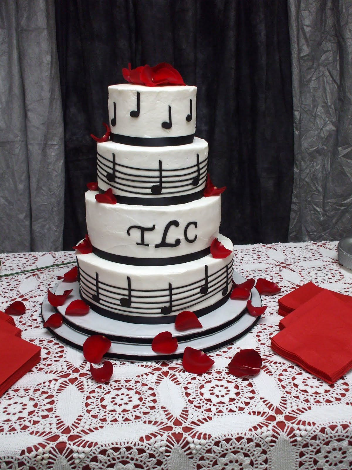 Music themed Wedding Cakes the Best Ideas for the Simple Cake Music themed Wedding Cake