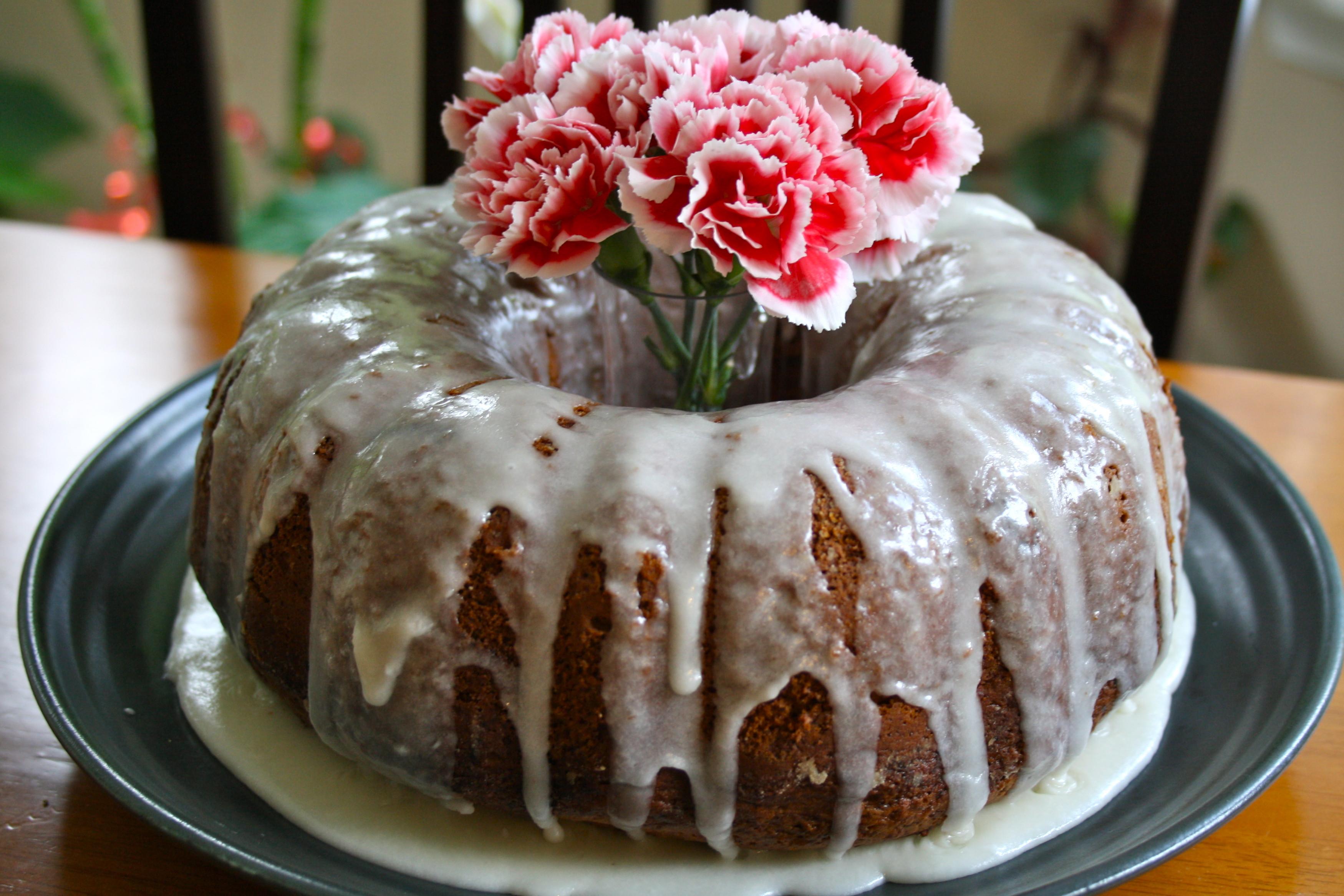 "My Big Fat Greek Wedding Bundt Cake  ""This cake has a hole in it "" Coffee Bundt Cake"
