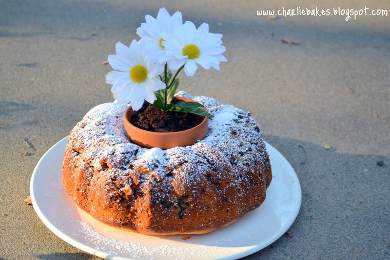 """My Big Fat Greek Wedding Bundt Cake  """"My Big Fat Greek Wedding"""" Movie Night"""