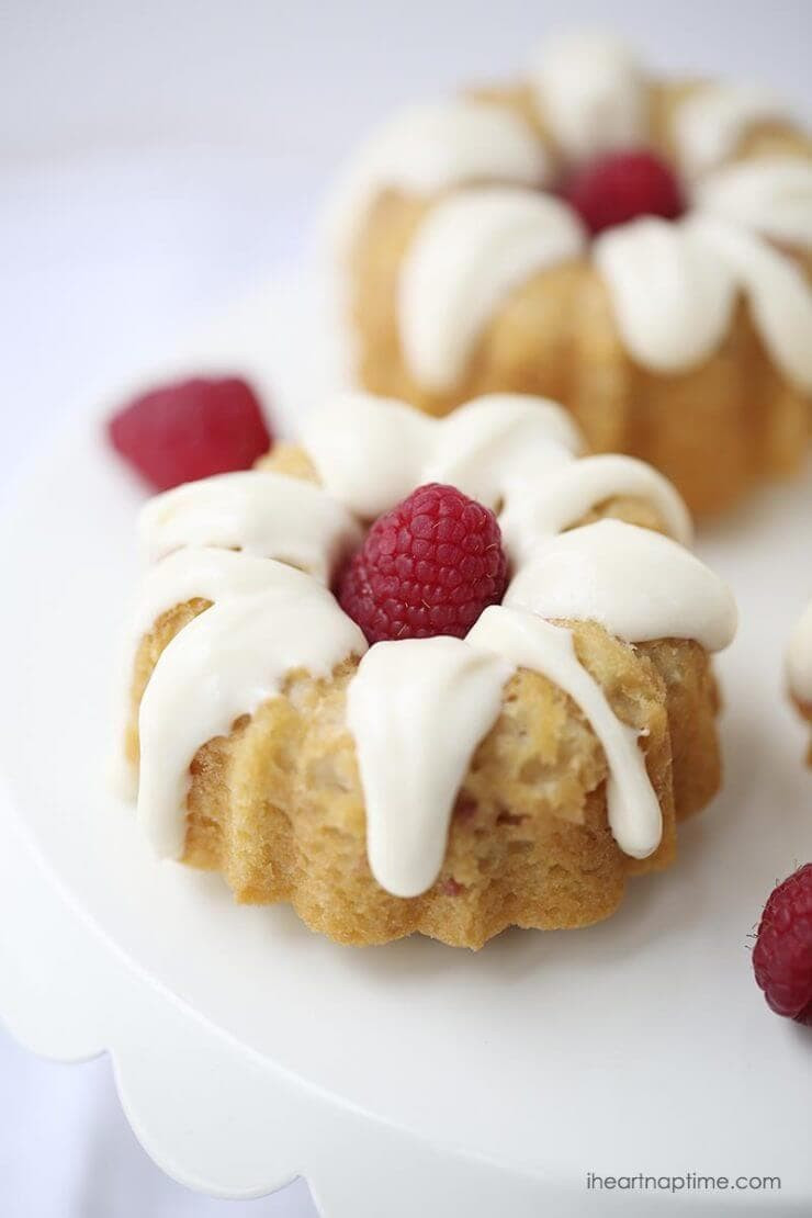My Cafe Summer Raspberry Cake Recipe  50 Delicious Summer Berry Recipes I Heart Nap Time