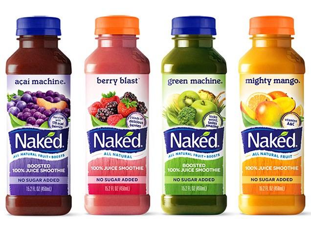 Naked Smoothies Healthy  Naked Juice No Longer Natural