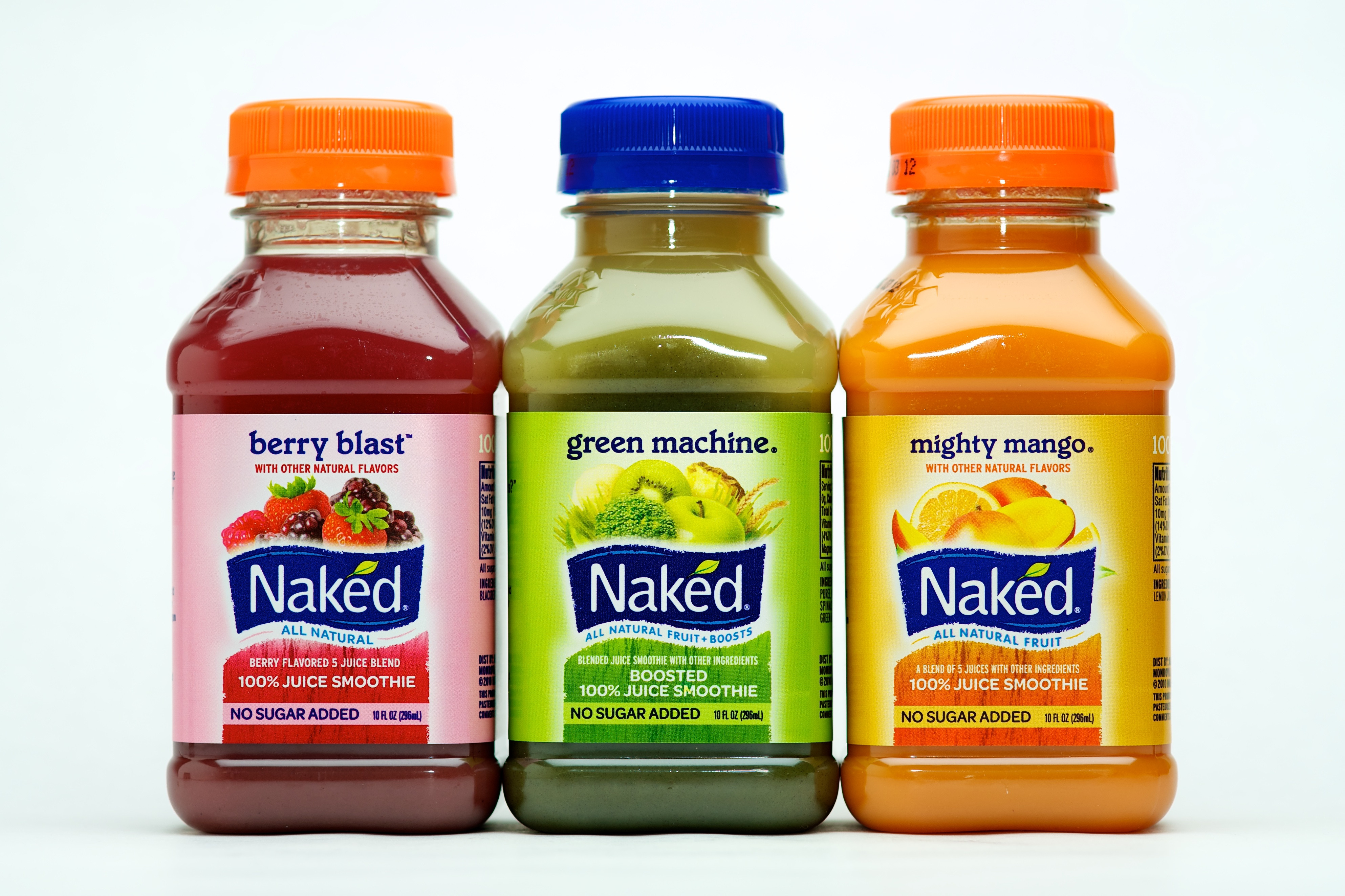 Naked Smoothies Healthy  Pepsi s Naked Juice Agrees To Pay In Lawsuit Over All