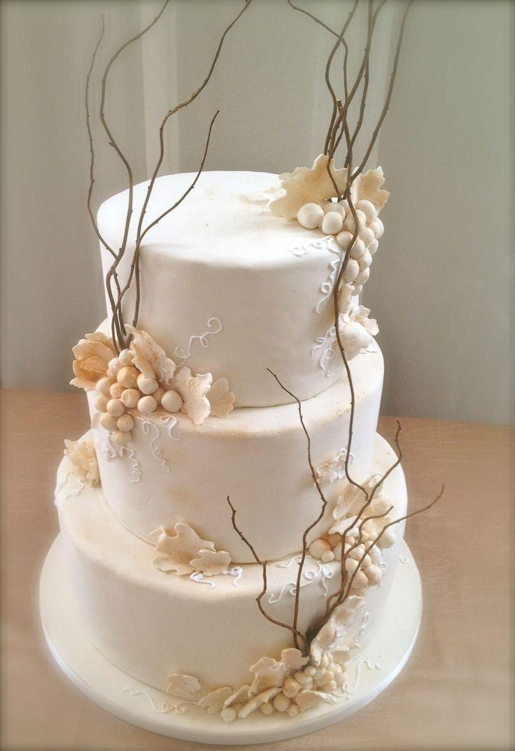Nature Wedding Cakes  Nature wedding cake Wedding & Event Planning