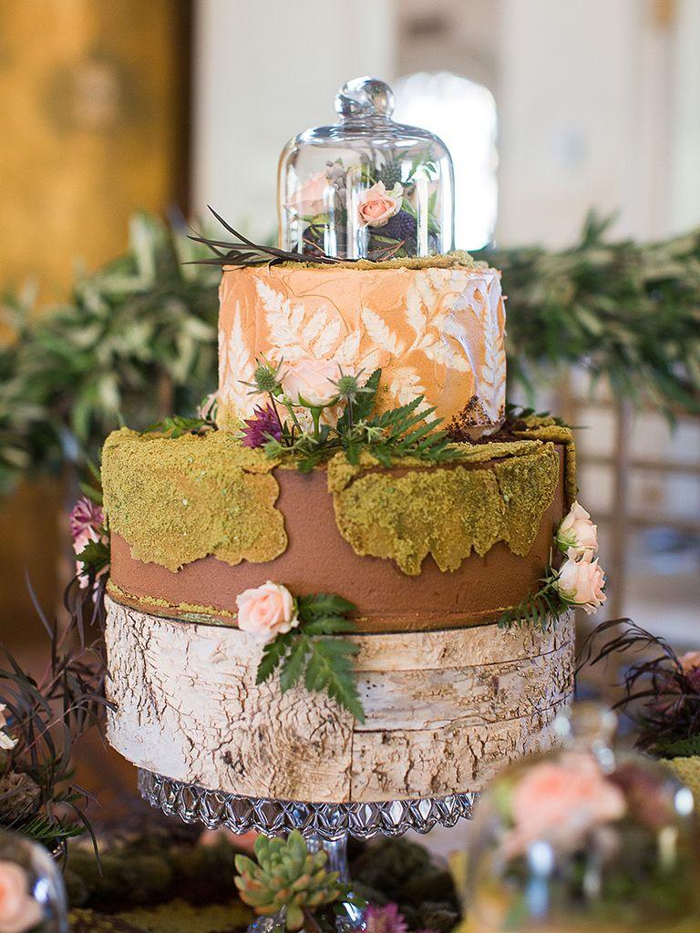 Nature Wedding Cakes  Rustic Wedding Cake Ideas and Inspiration