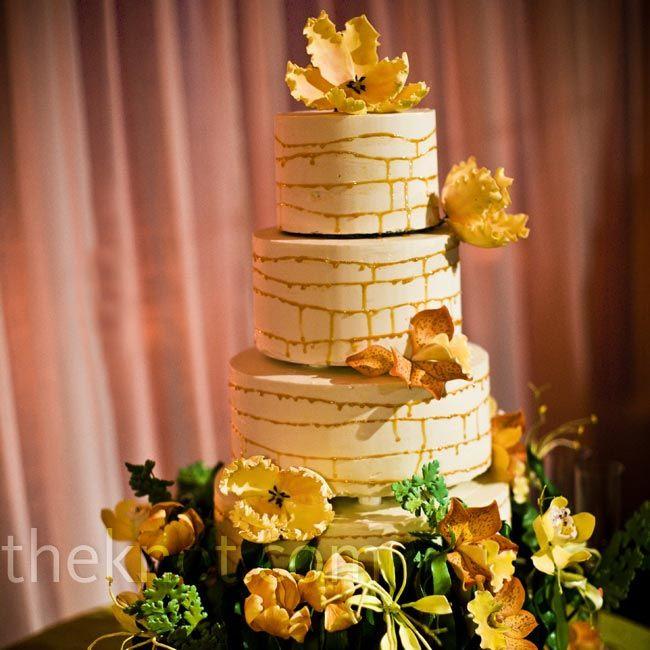 Nature Wedding Cakes  Nature Inspired Wedding Cake