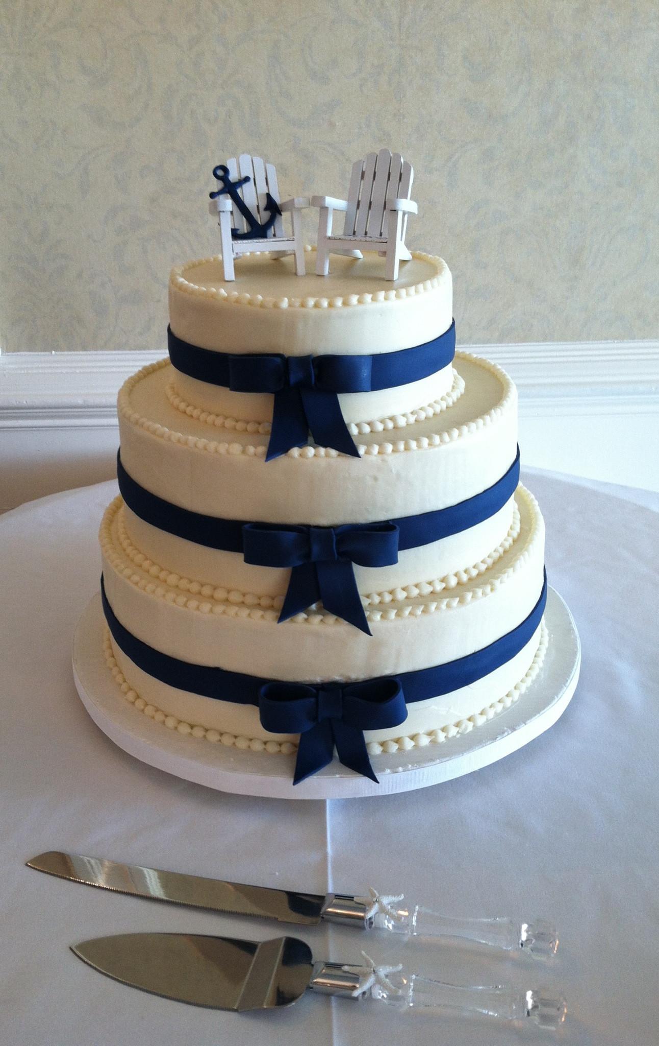 Nautical Wedding Cakes  nautical wedding Archives BexBernard Home DIY