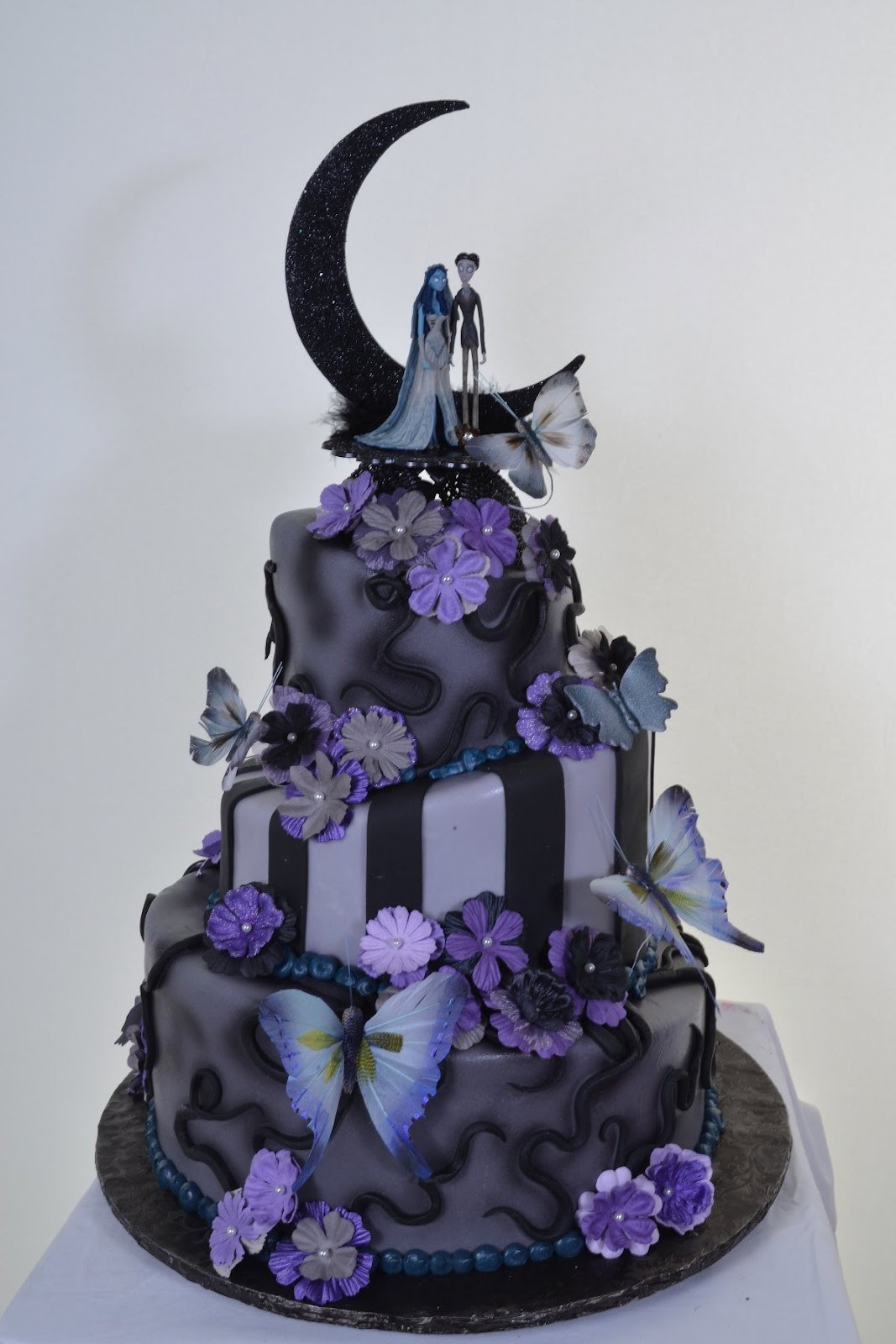Nightmare Before Christmas Wedding Cakes  Wedding Cakes March 2012