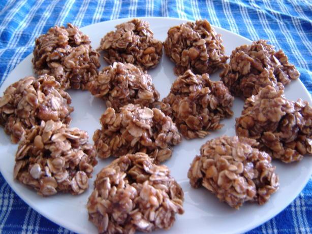 No Bake Healthy Cookies  Healthy No Bake Cookies Recipe Food