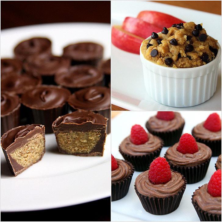 No Bake Healthy Dessert  This Link