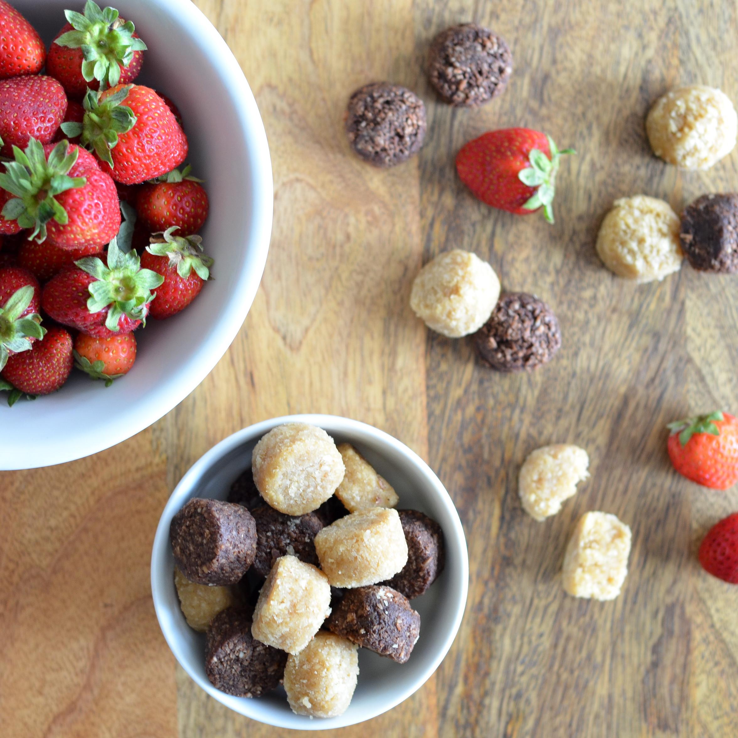No Bake Healthy Desserts  Five Easy No Bake Healthy Dessert Ideas The