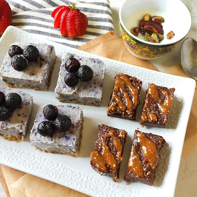 No Bake Healthy Desserts  3 No Bake Healthy Desserts Full Life Recipe