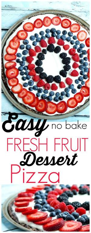 No Bake Summer Berry Lasagna  No Bake Summer Berry Lasagna is EASY SUMMER DESSERT RECIPE