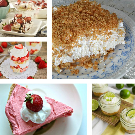 No Bake Summer Desserts  10 No Bake Summer Desserts The Bright Ideas Blog