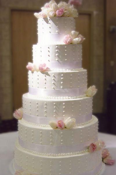 Non Fondant Wedding Cakes  9 best images about simple wedding cake ideas on Pinterest