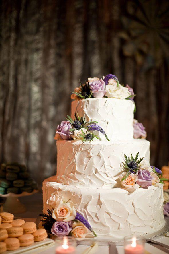 Non Fondant Wedding Cakes  Non fondant wedding cake Wedded Bliss
