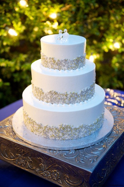 Non Fondant Wedding Cakes  Christine Dan's Key West Wedding Hemingway Home