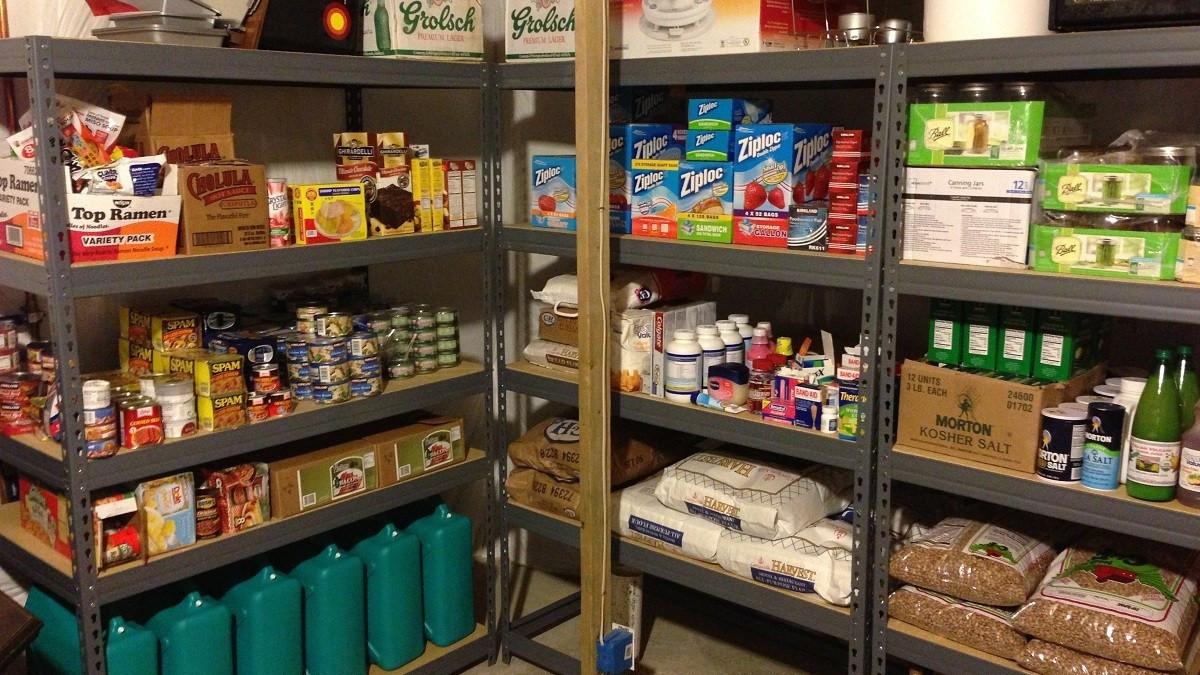 Non Perishable Healthy Snacks  050 Inexpensive Non Perishable Food Storage and Copy