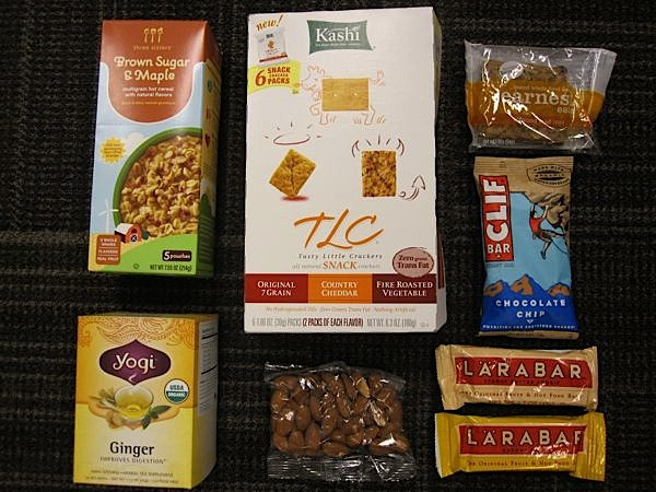 Non Perishable Healthy Snacks  Work Chic Best Healthy Snacks to Keep at the fice The