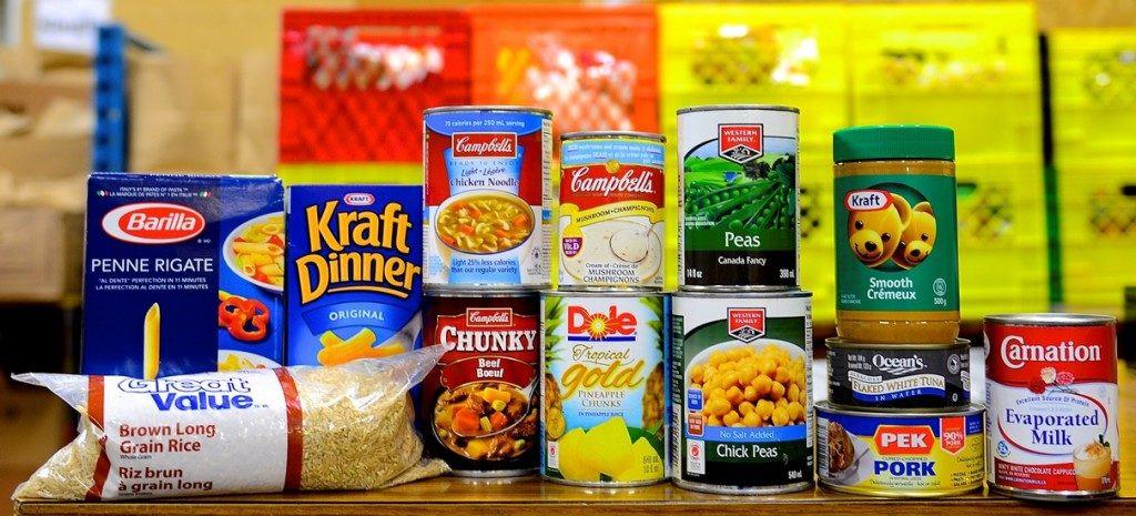 Non Perishable Healthy Snacks  Food Bank of Northern Nevada Food Drive – Baldini s Sports