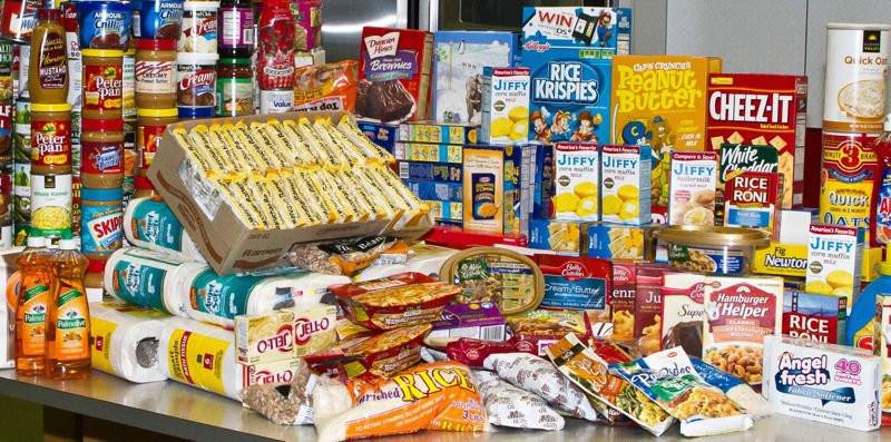 Non Perishable Healthy Snacks  Twelfth Street Food Pantry
