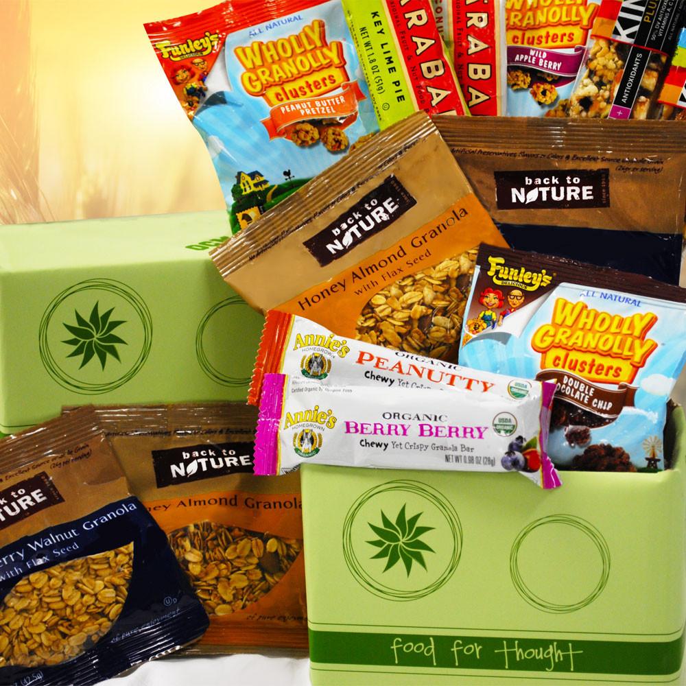 Non Perishable Healthy Snacks  Non Perishable Dorm Food Buying Guides The OCM Blog