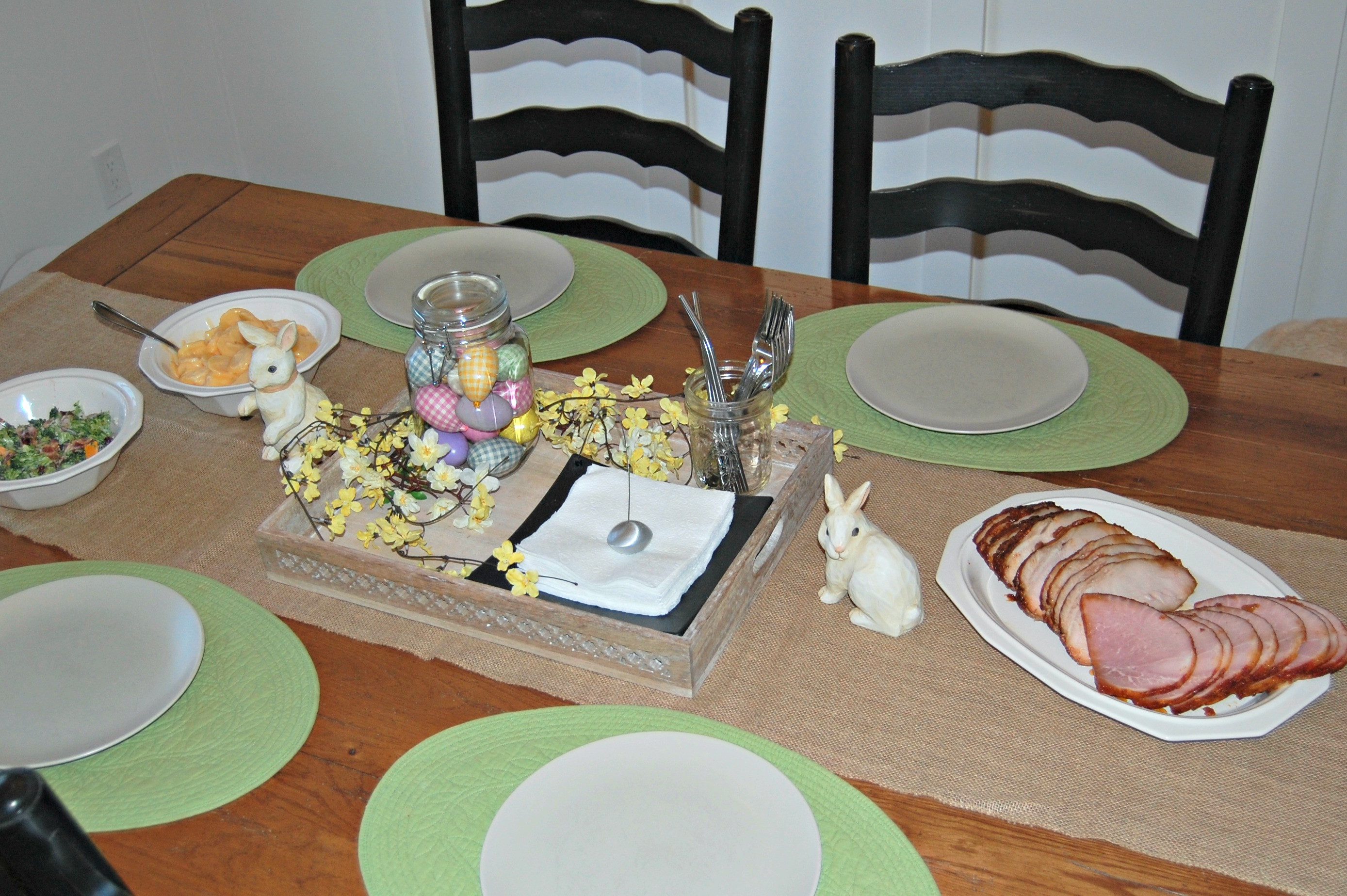 Non Traditional Easter Dinner  3 Easy Tips for a Non Stressful Easter Dinner –