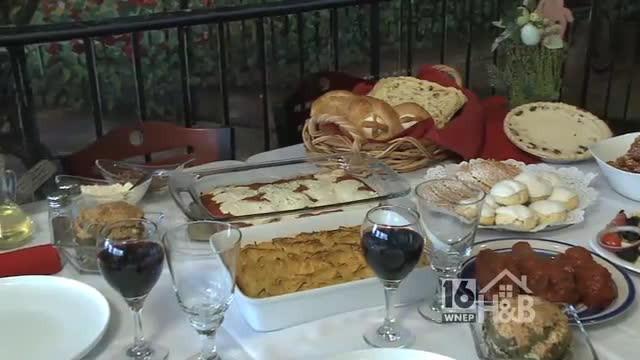 Non Traditional Easter Dinner  Authentic Italian Easter Dinner