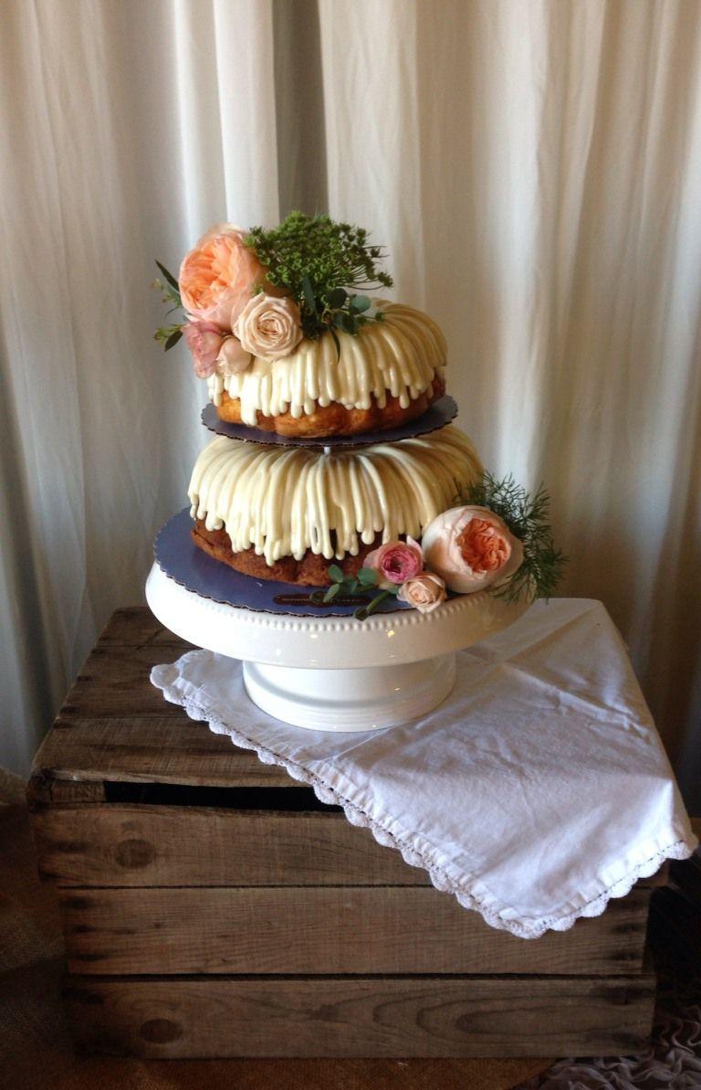 Nothing Bundt Cakes Wedding  1000 images about Bundt Cakes Wedding Cake on Pinterest